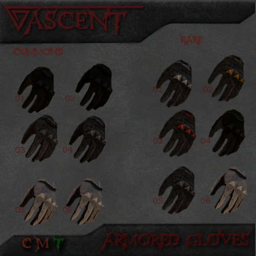 Armored Gloves