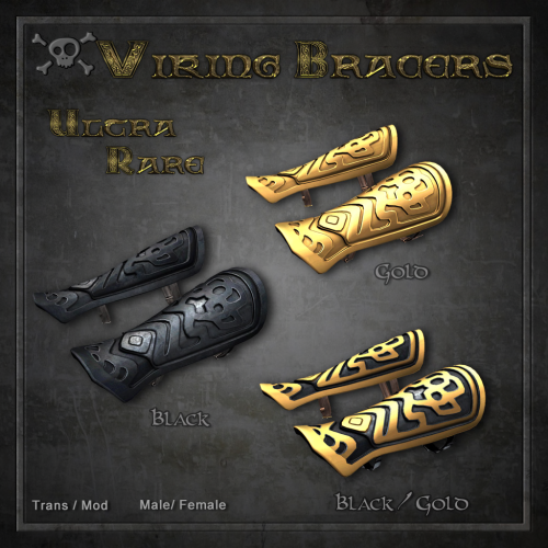 Forge Viking Bracers Ultra Rare