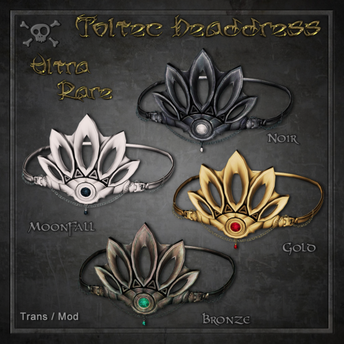 ForgeToltec Headpieces Ultra Rare